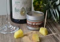 Diabolozucker mit Ananas und Winzersekt