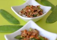 Orientalischer Hühnchensalat
