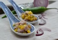 Thunfisch-Ceviche mit Mango